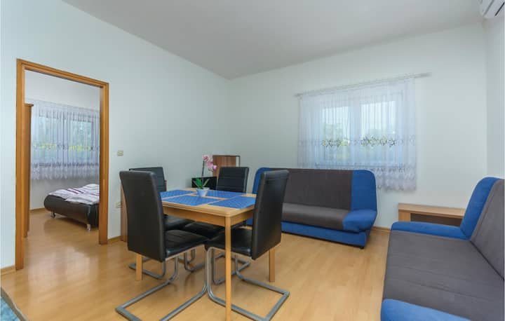 Nice home in Rovinj with WiFi and 1 Bedrooms