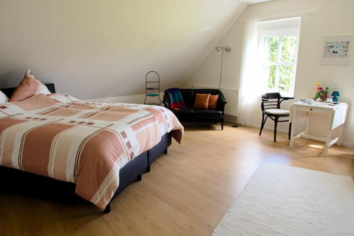 B & B  Wiesenblick - Laar - Bed & Breakfast