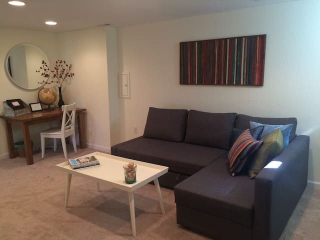 University Park Private and Spacious Suite