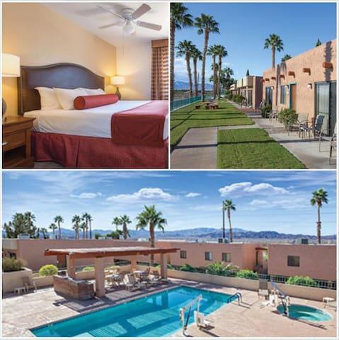 2 Bed Wyndham Havasu Dunes - Lake Havasu City - Apartment