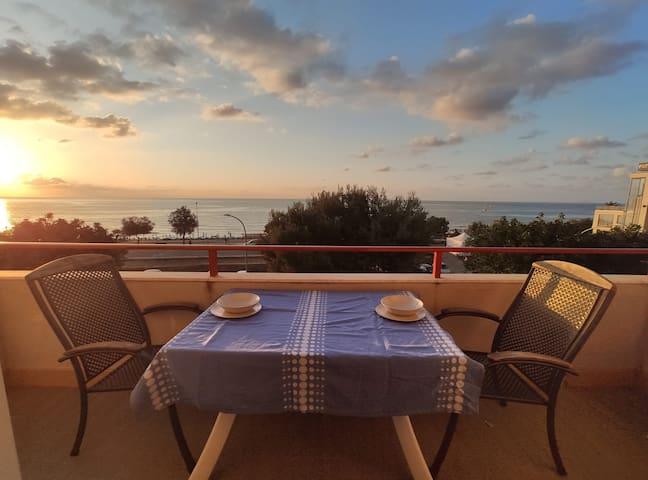 Beautiful Cefalu' beachfront