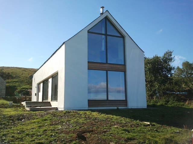 Croft 7 Geary, Waternish - GB - Casa