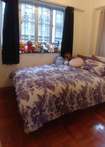 1 Bedroom, cozy apartment in Mid-Levels, Central