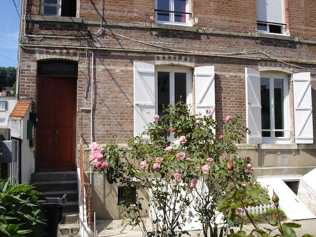 Appartement en rez de jardin - ル・アーヴル - アパート