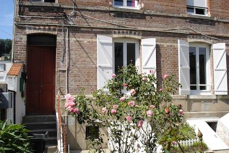 Appartement en rez de jardin - Le Havre