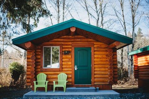 Port Hardy Log Cabins