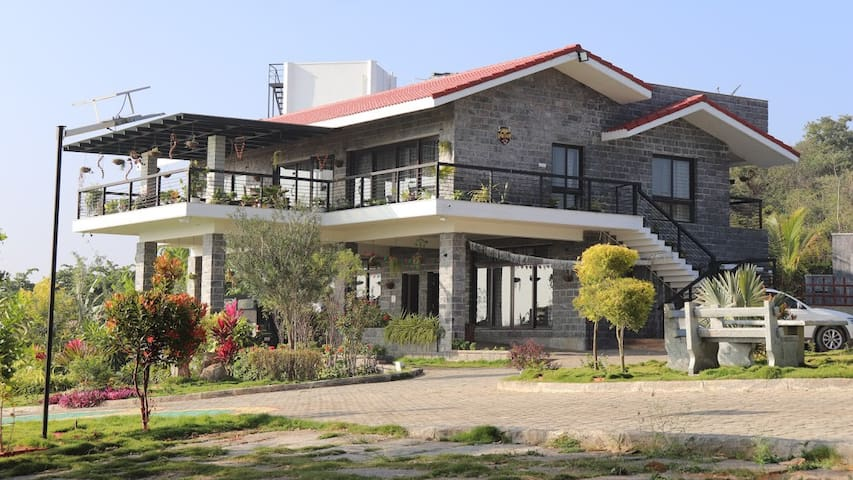 TGC: Private Farm Stay with Pool and Party Area