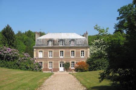 Belle maison bourgeoise Normande - Huis