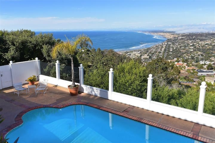 La Jolla Cove Suite: Private, Spectacular view