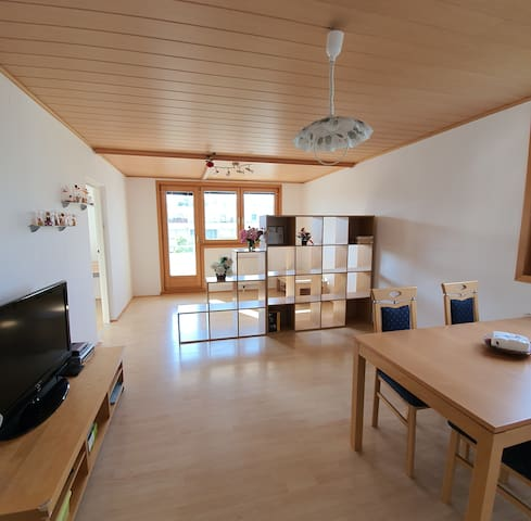 Lovely, renovated 3-room apartment in a green area