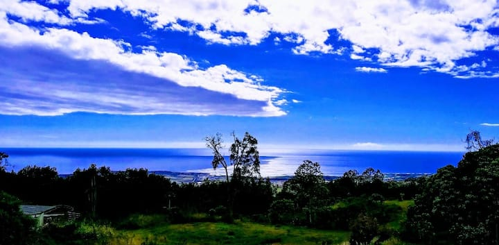 Happy Hen Hale! Private apt, coastline view, cool