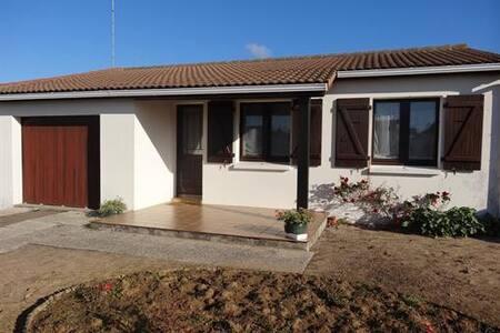 Jolie maison du pays - L'Aiguillon-sur-Mer - Hus