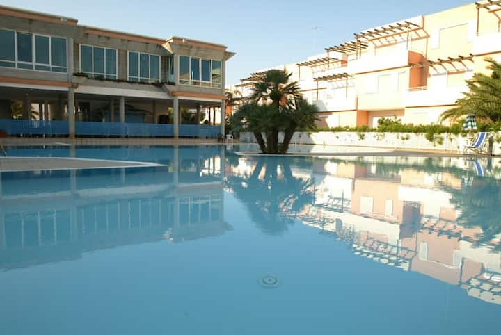 17-24 AGOSTO Residence Tramonti 6 PERSONE