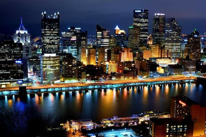 Pittsburgh delightful room