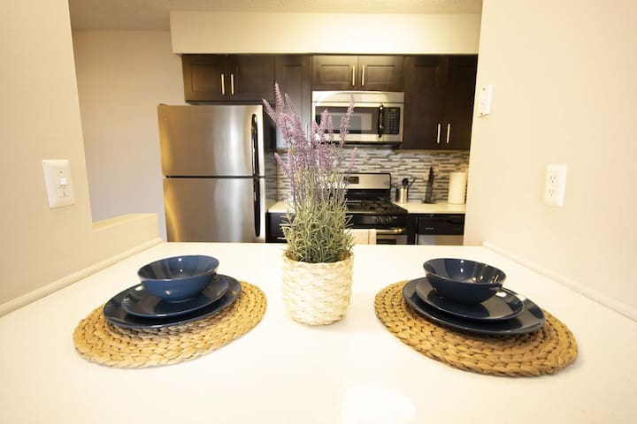 Entire 2bedroom apartment near OSU - Fabulous