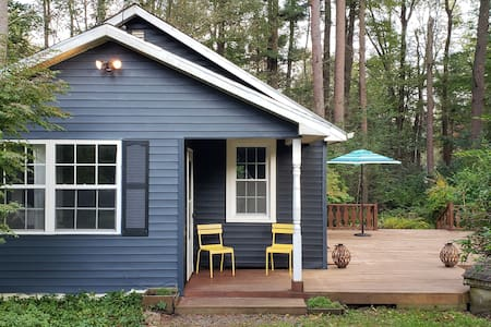 Private Safecation Getaway Cabin in the Pines