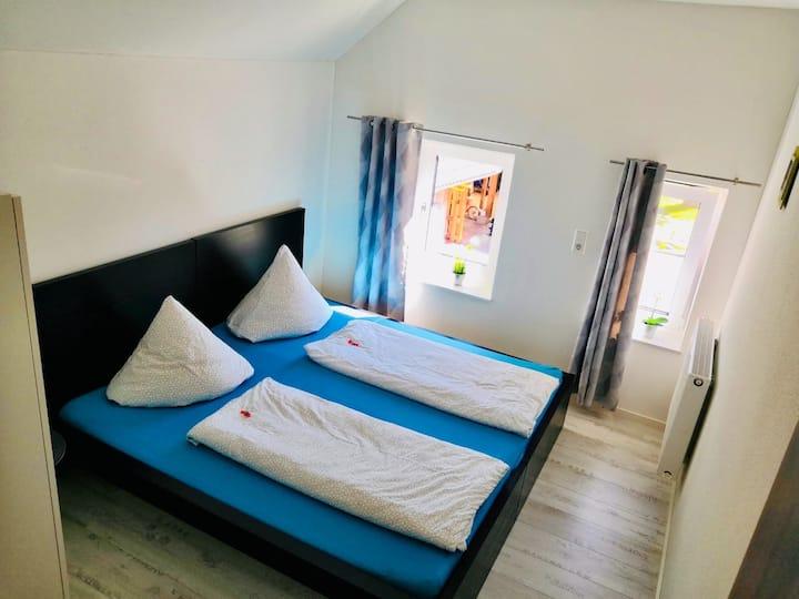 Wohnung mit 2 Schlafzimmer (FeWo3) Nähe Legoland