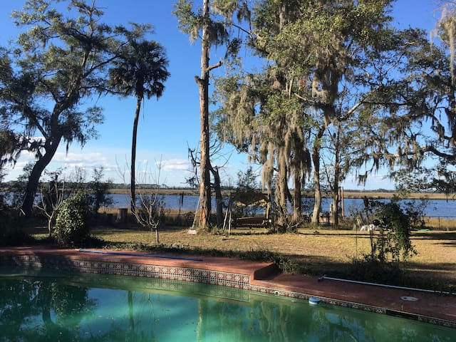River Retreat near Amelia Island - Jacksonville - Maison