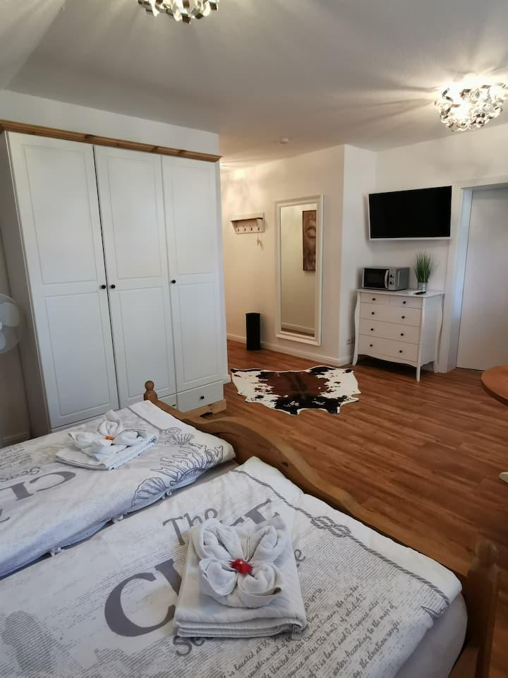Wohnen im schwedischen Stil im Sommerhaus Seidel