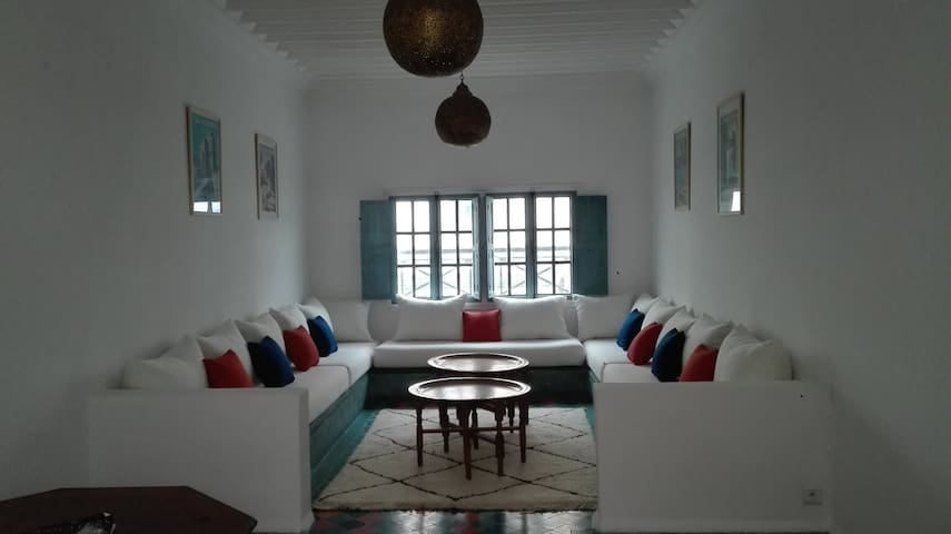 Exclusive large riad 1, 2 or 3 bedrooms