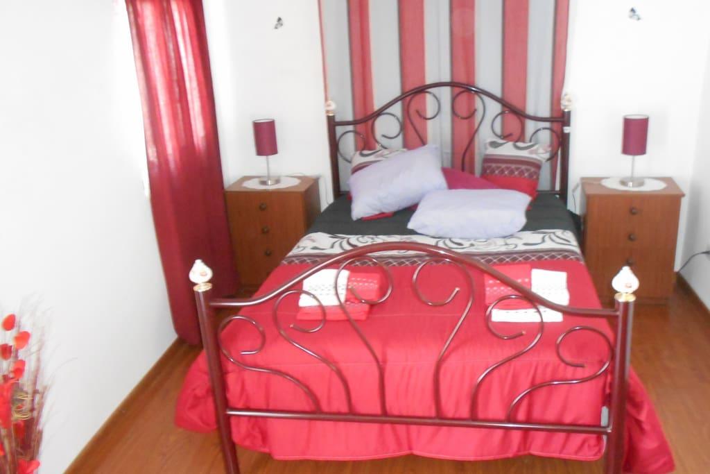 quarto Cerejeira- suite