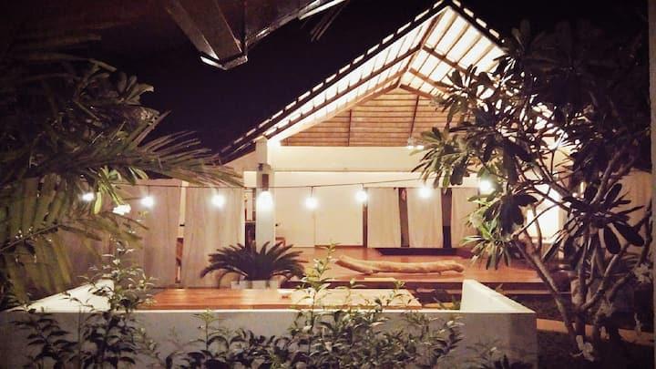 Villa Kalachuchi. Peaceful in Puerto Princesa