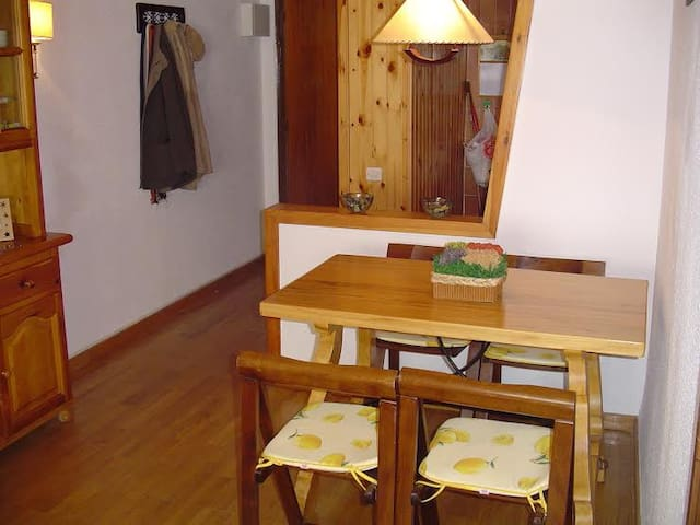Very nice apartment in the Pyrenees - Alp - Apartamento