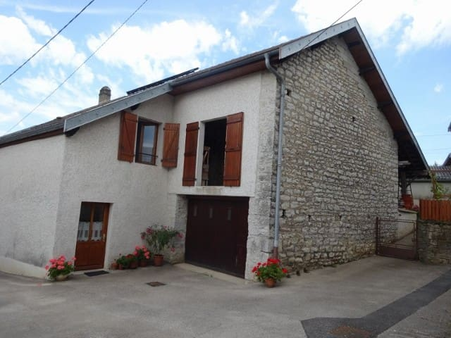Holiday cottage in Val d'Amour - Mouchard - Lägenhet
