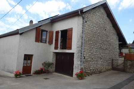 Holiday cottage in Val d'Amour - Mouchard