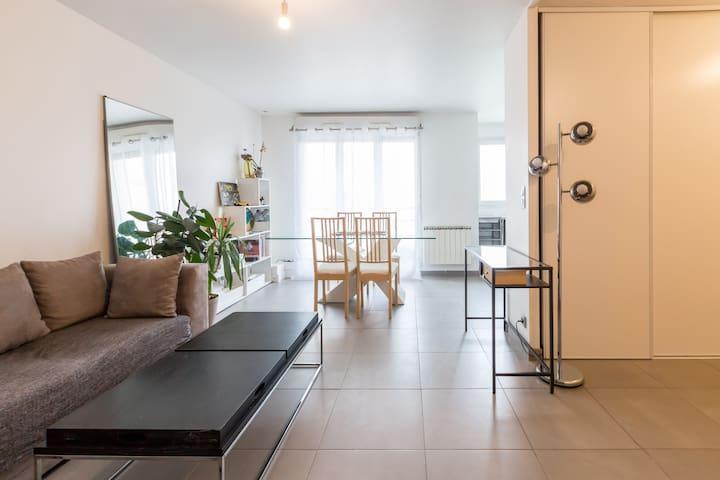 Appartement Cosy à Rosny - Rosny sous bois - Apartment
