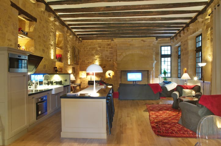 The Exceptional Loft.