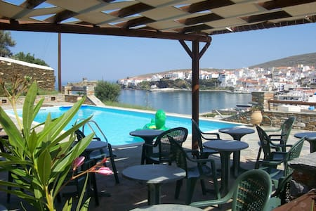 Vassiliki Studios and Apartments - Andros