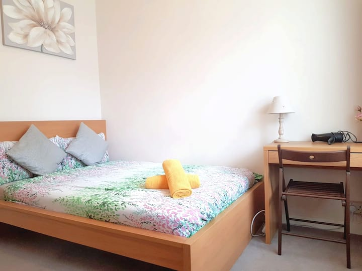 2- Double Room Next To Waterloo Station