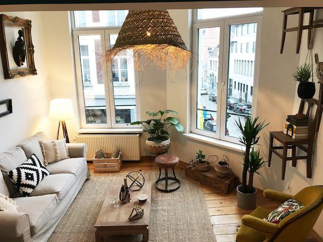 Superb appartement Sablon/Marolles/Grand place!!!