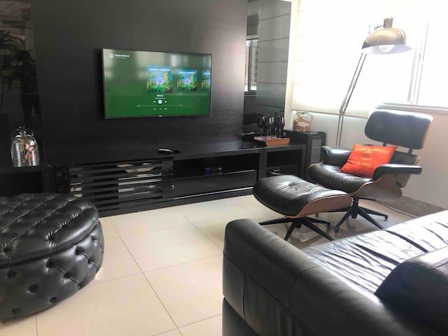 Araguari Living - loft duplex