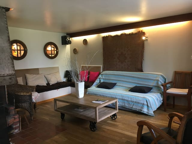 Beautiful cottage 16 people Somme - Bernay-en-Ponthieu - House