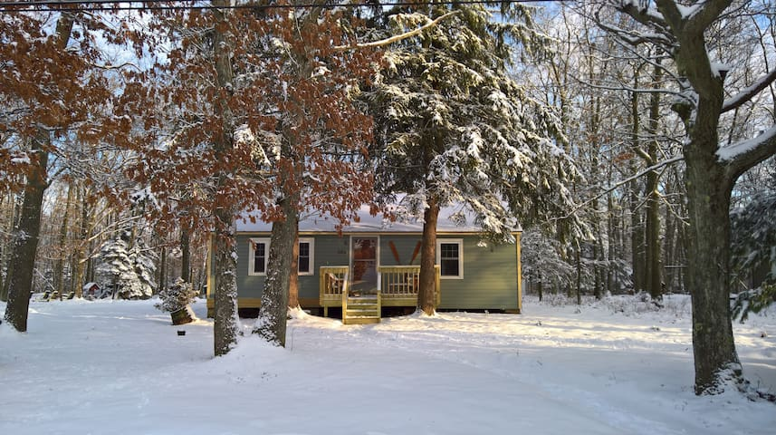 Twin Pines Cottage - White Haven - Kabin