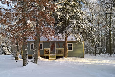 Twin Pines Cabin - White Haven - Cabaña