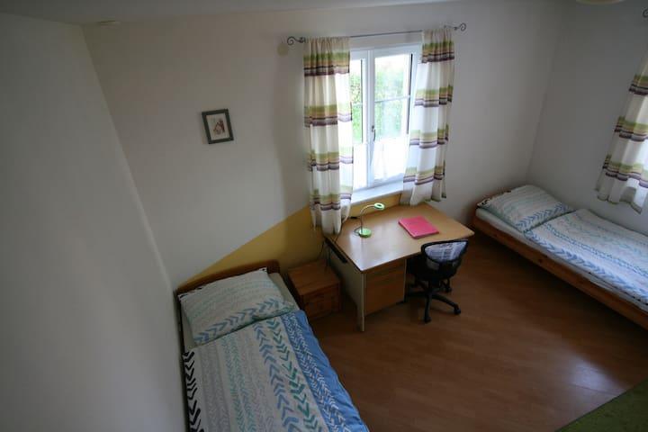 Guestroom, ground floor