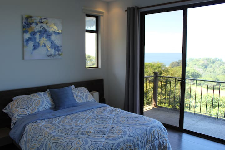 Upstairs 2nd Bedroom Suite with Balcony
