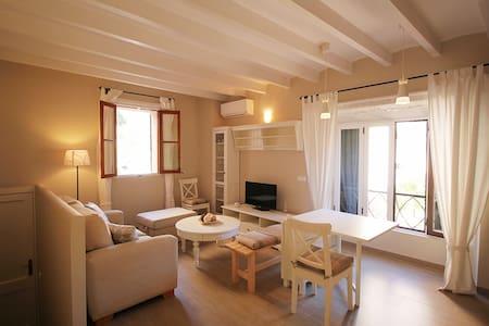 Nuevo apartamento en pleno centro - Fornalutx