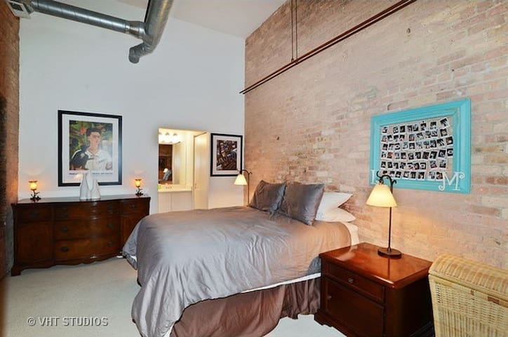 Beautiful Loft in Chicago - Chicago - Loft