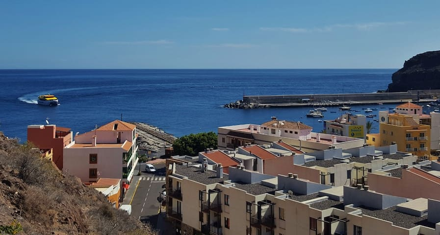 Niedliche Ferienwohnungen in Playa Santiago