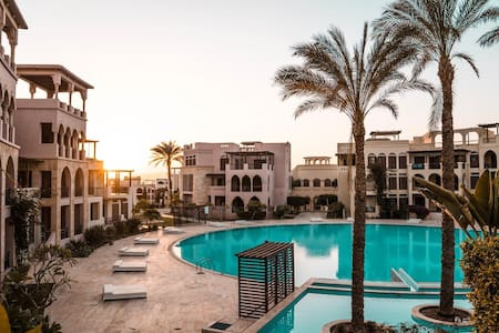 Talabay Aqaba, one-bedroom apartment, Free-Parking