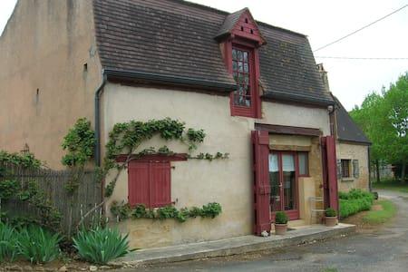 Gezellig en charmant vakantiehuis - Siorac-en-Périgord