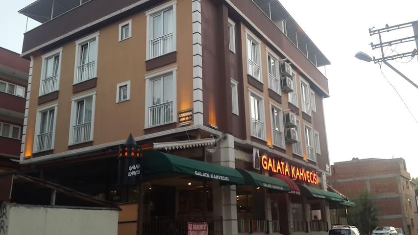 Galata Apart