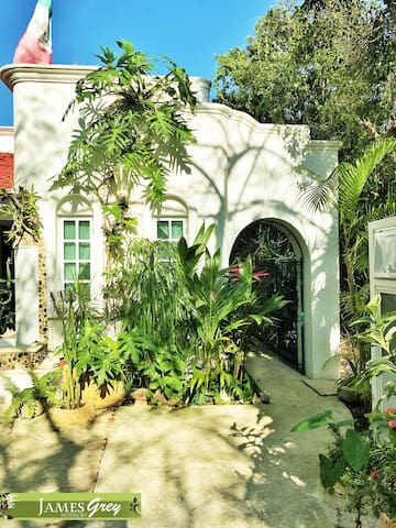 **Special, Playacar, CHARMING STUDIO, jungle POOL