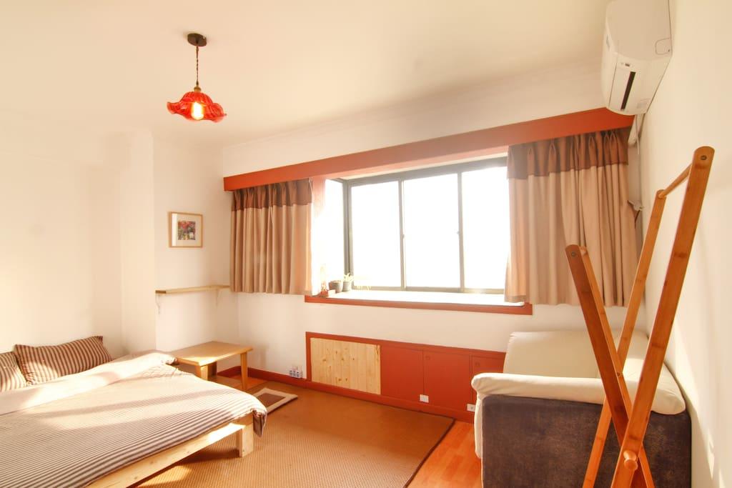 -双人床150*200 -queen size bed
