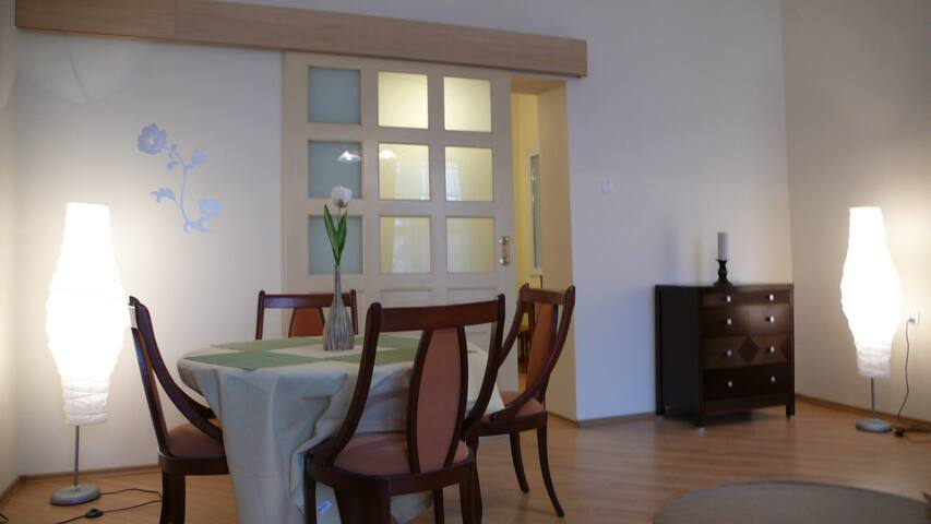 Gliwice, Rynek, Old Town Square - Gliwice - Apartment