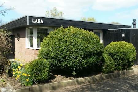 Moderne en complete  bungalow - Warmenhuizen